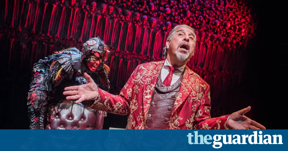 The Screwtape Letters review – a hell of a disappointment