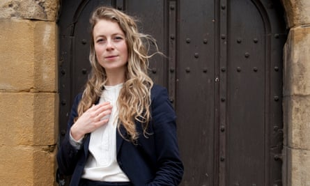 Isabel Buchanan photographed at Lincoln's Inn, London.