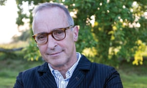 David Sedaris: 'It doesn't seem to matter where he is – he can pick out the mad person in the crowd like a sniffer dog searching for a drug mule'
