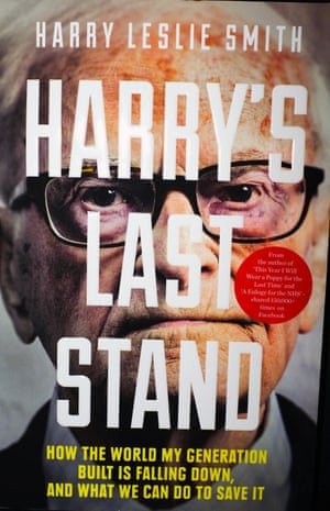 Harry's Last Stand was published in 2014.