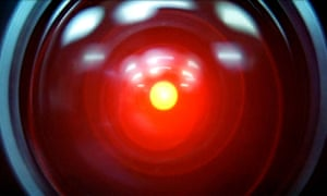 HAL in Stanley Kubrick's 2001: A Space Odyssey