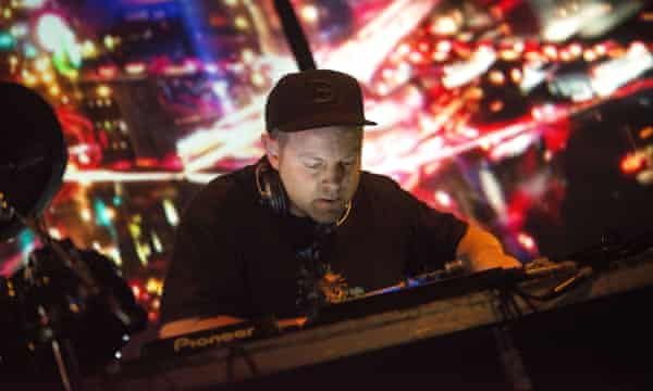 DJ Shadow Performs At O2 ABC In Glasgow