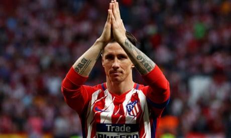 Fernando Torres marks Atlético Madrid farewell with two goals against Eibar
