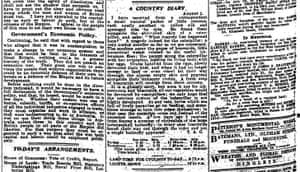 Manchester Guardian, 2 August 1918.