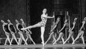 Belinda Hatley in Danses Concertantes