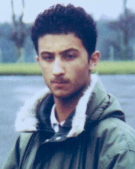 Zahid Mubarek, who was murdered inside Feltham young offender institution in 2000.
