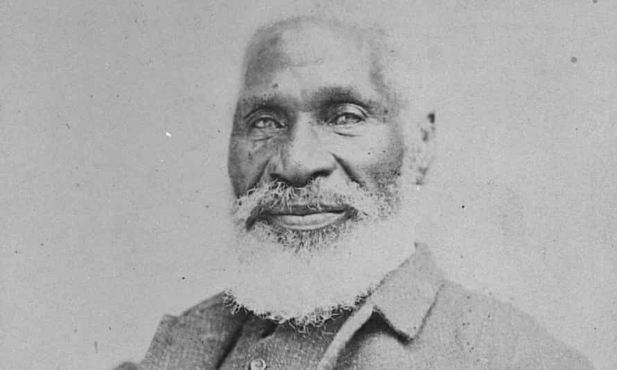 Josiah Henson, photographed in Boston, 1876.