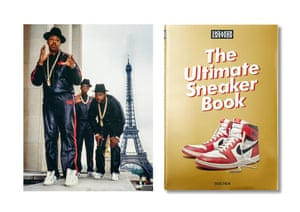 Best feet forwardSneaker Freaker is a bumper anthology of trainers from Adidas to Yeezys, by Simon Wood, founder of the original Sneaker Freaker fanzine. £40, taschen.com