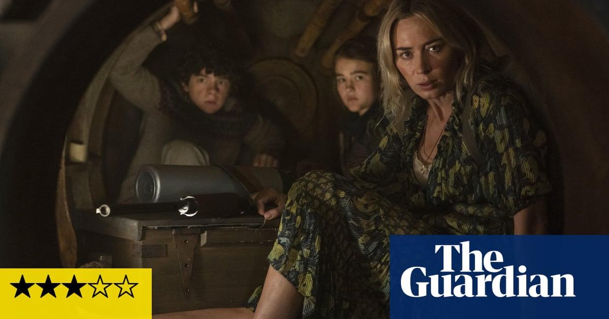 A Quiet Place Part II review – slick horror sequel