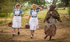 Call the Midwife's Christmas special was set in South Africa