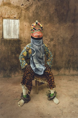 Untitled #1 (Egungu … series), 2011 by Leonce Raphael Agbodjélou