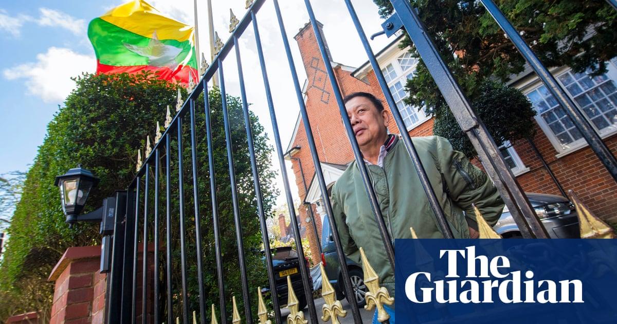 Myanmar embassy row could be used as UK test case against junta