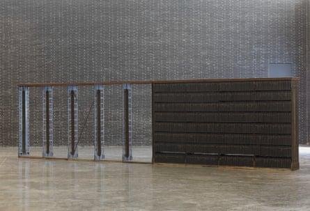 Theaster Gates - Walking Prayer, 2018–20