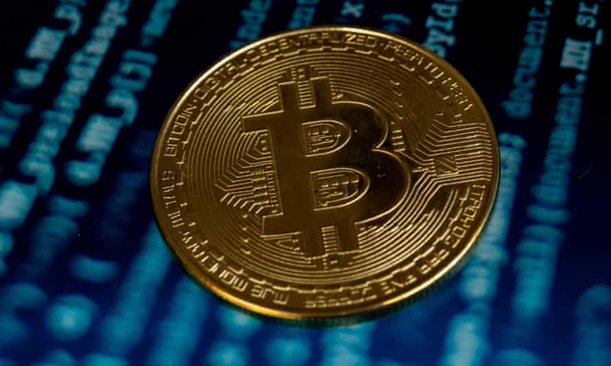 Bitcoin price reaches three-year high of more than $19,000 | Bitcoin | The  Guardian