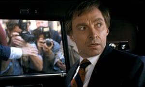 Hugh Jackman in The Front Runner.