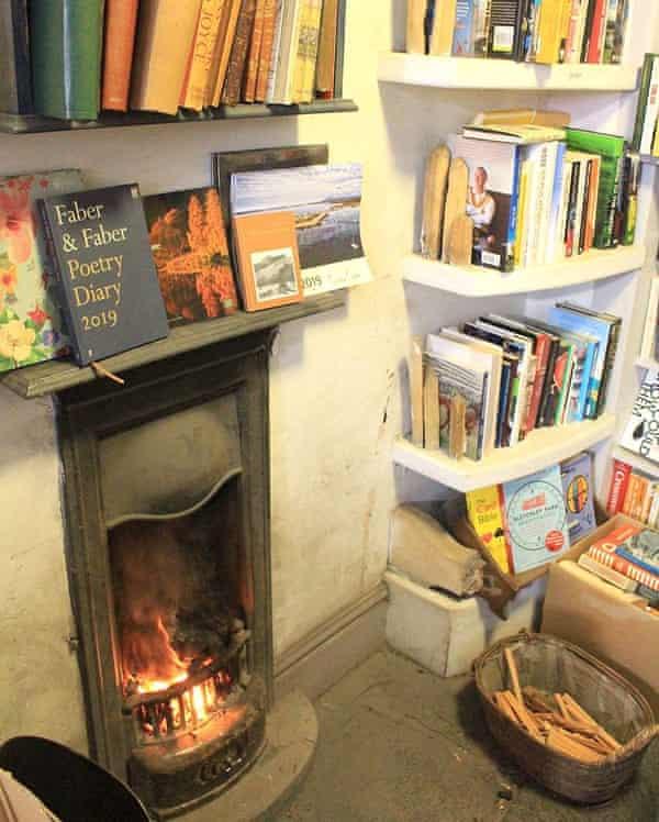 Sutton's Bookshop in Ulverston.
