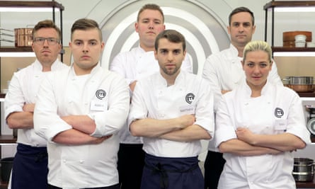 If you can stand to watch it, you won't be able to tear your eyes away … MasterChef: The Professionals.