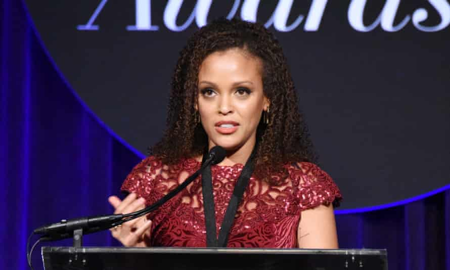 Jesmyn Ward, whose Mississippi-set family saga Sing, Unburied, Sing, won the fiction prize at the National book awards.