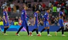 The Fiver | Barcelona are still open for European wedgies, folks