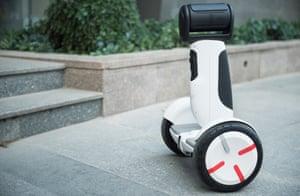 New Segway transforms into a cute robot companion when you