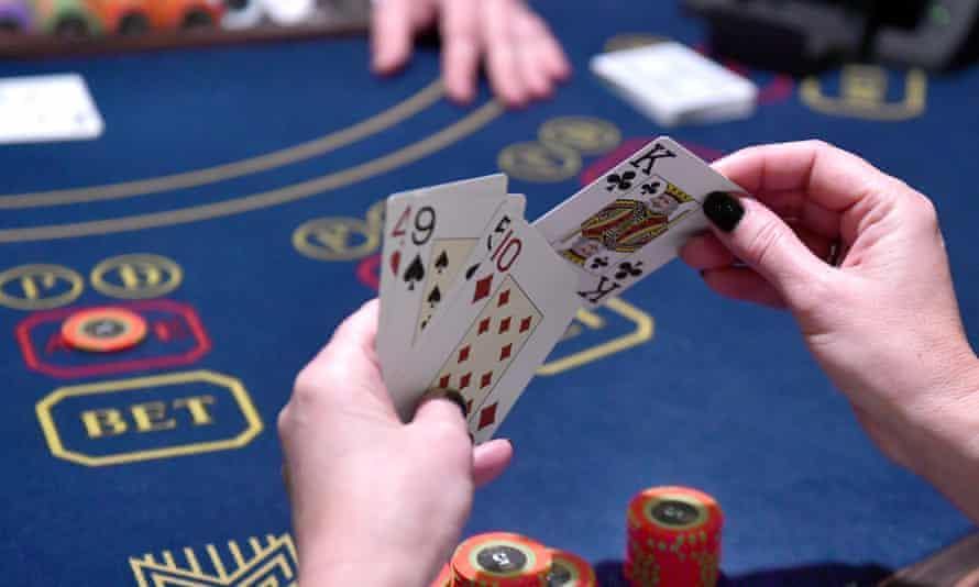 Casinos take their money back crossword