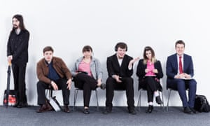 The cast of Employable Me, a new three-part series on disability and employment airing on the ABC