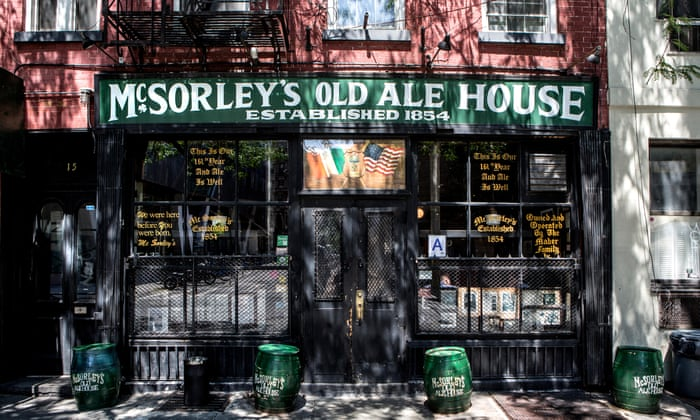 6efd4347a 10 of the best Irish bars in New York | Travel | The Guardian
