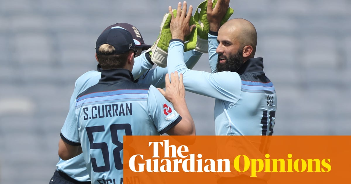 England's cricketers provide voice of reason after racist abuse of Moeen Ali | Barney Ronay