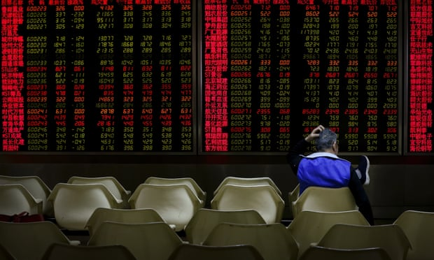 theguardian.com - Phillip Inman - Global economy fears rise as manufacturing growth slumps in China