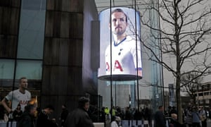 Harry Kane sustained the hamstring injury on New Year's Day.