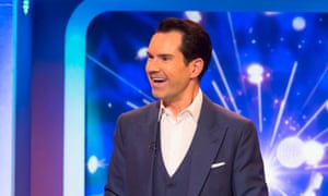 Jimmy Carr hosts The Big Fat Quiz ofEverything.