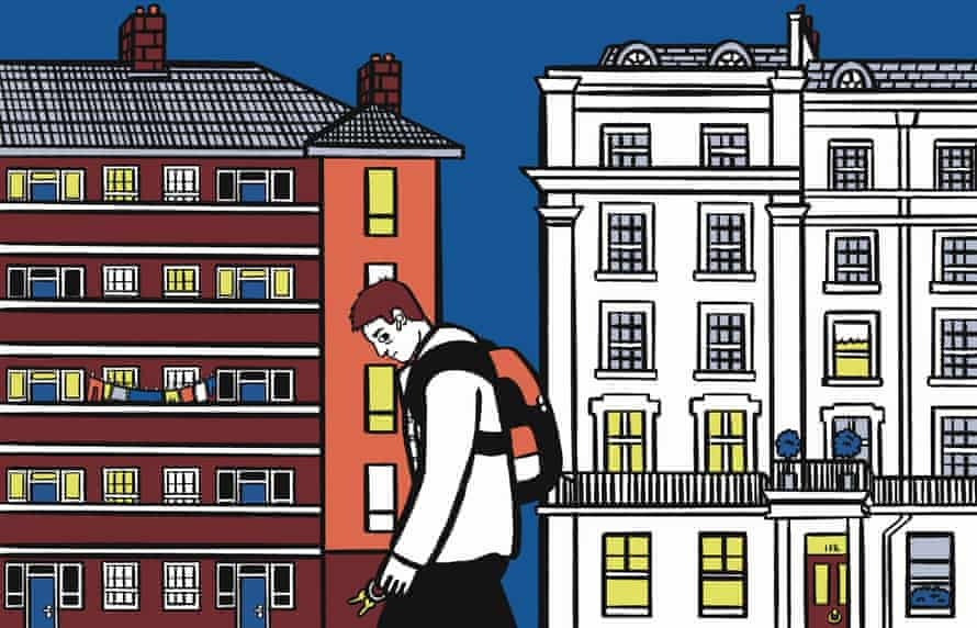 Rather than a 'property-owning democracy', Britain looks more like a landlord's paradise.