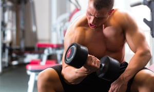 Big muscles, small heart … going to the gym is linked to a more selfish socioeconomic worldview.