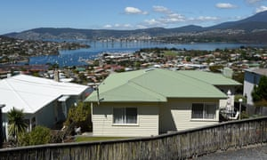 A tourism boom in Hobart has placed rental stress on the Tasmanian capital.