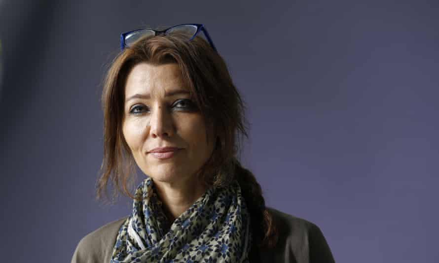 'What do those of us who are immigrants do with our yesterdays?'... Elif Shafak.