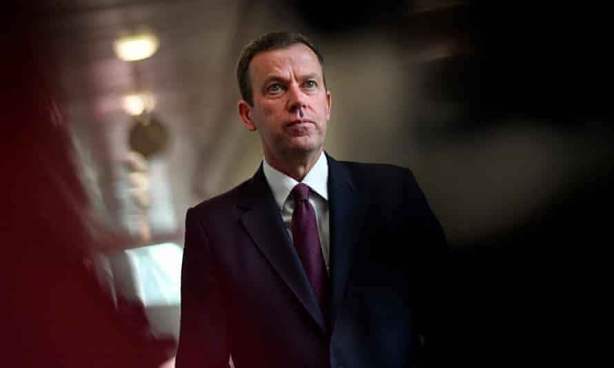 The trade minister Dan Tehan