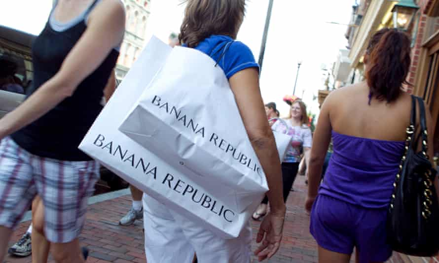 Sales of the Banana Republic and Gap brands have been falling for some time, with comparable sales at Banana Republic stores down 9% last quarter, its sixth straight quarter of decline.