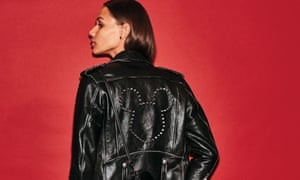 Coach does Disney leather jackets.