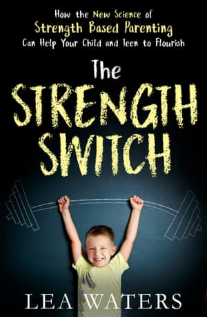 The Strength Switch by Lea Waters cover image