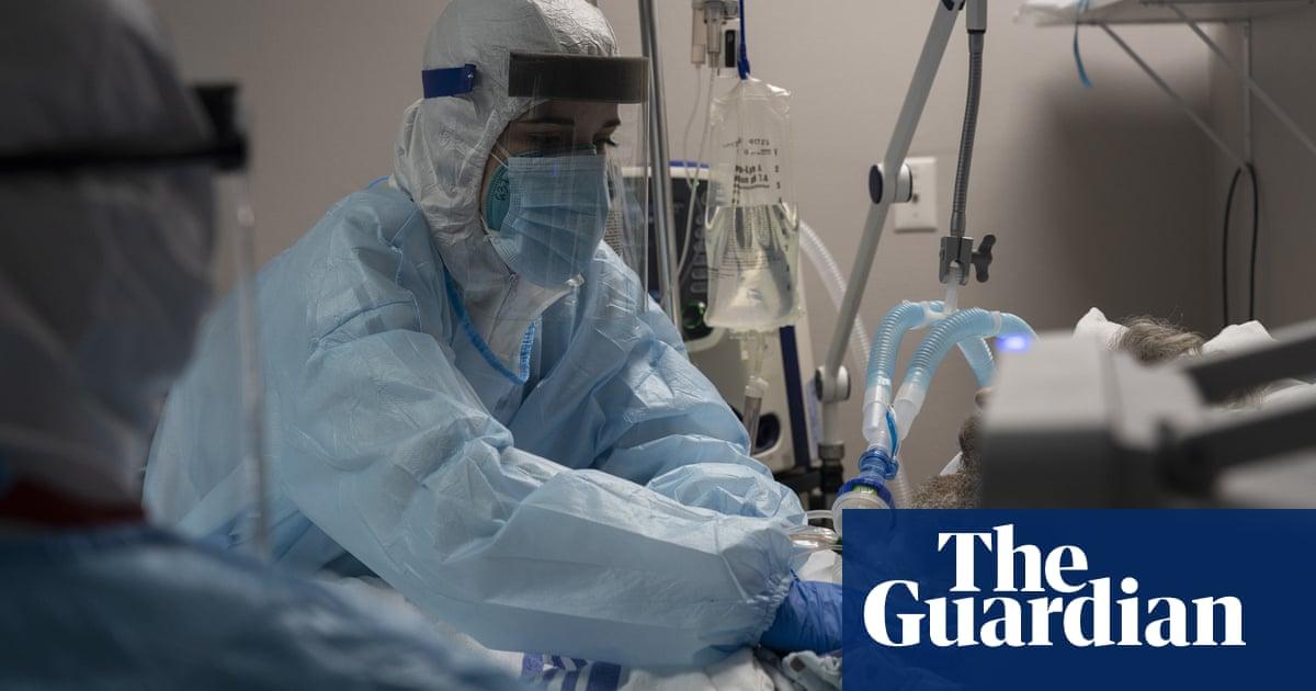US coronavirus deaths near 150,000 as 21 states declared 'red zones'