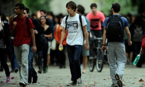students at the University of Melbourne