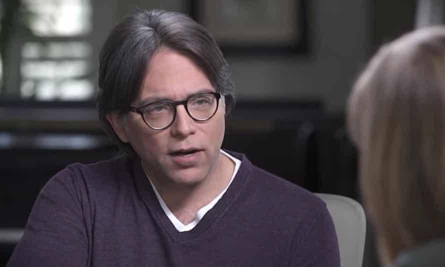 Keith Raniere interviewed by Allison Mack.