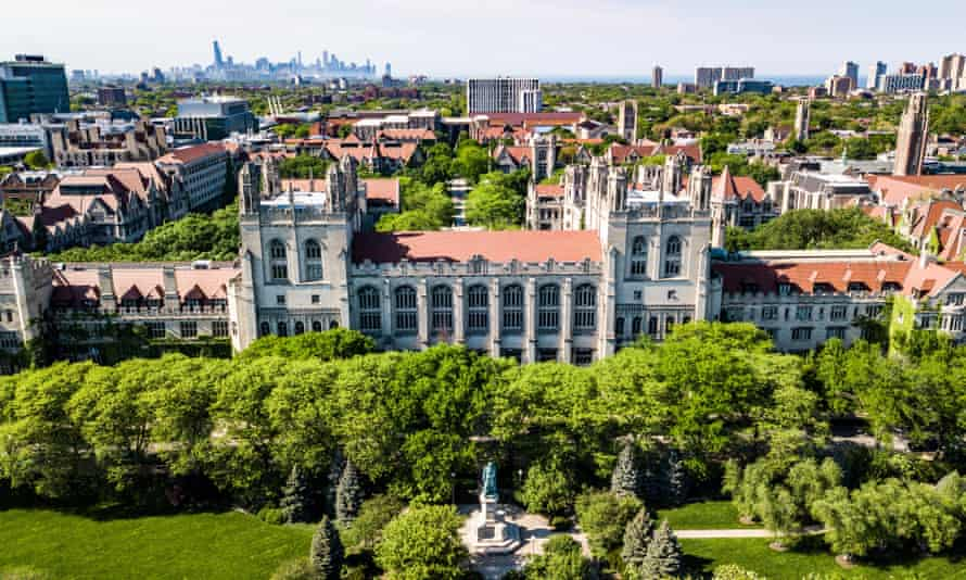 Graduate workers at the University of Chicago are organizing a pledge to refuse to pay student fees to the university, citing the reduced services for students due to the pandemic.