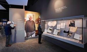 Seamus Heaney: Listen Now Again exhibition
