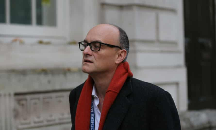 Dominic Cummings