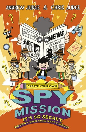 CREATE YOUR OWN SPY MISSION