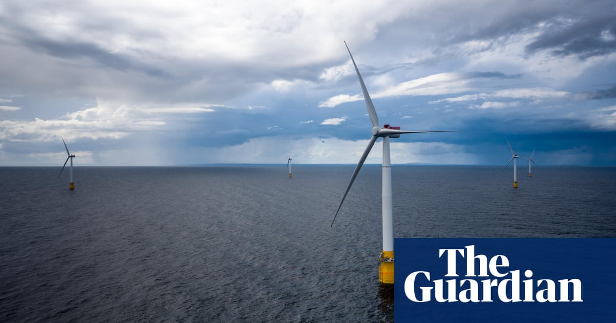 Roaring success of Scottish windfarm shows global potential
