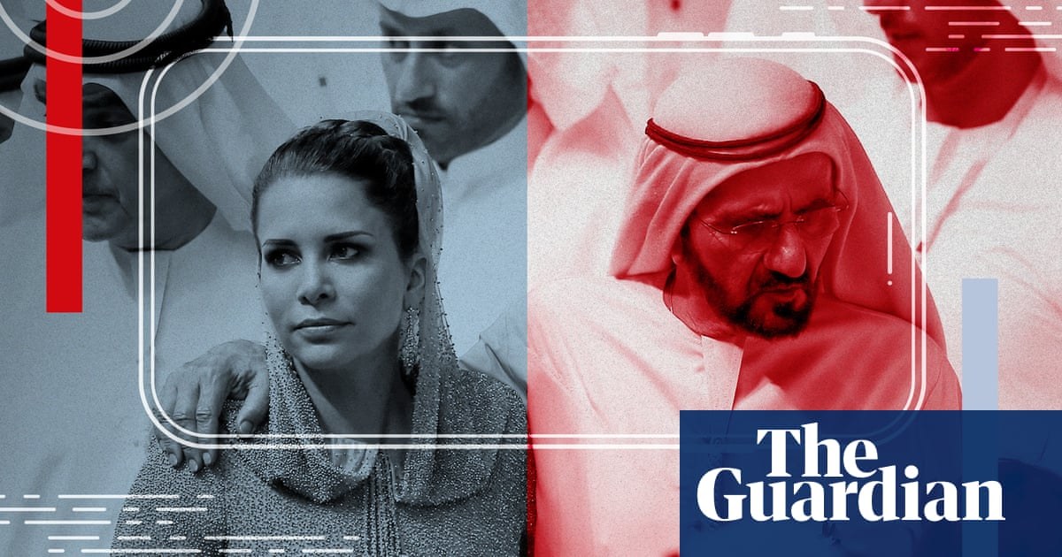 Dubai suspected after Princess Haya listed in leaked Pegasus project data