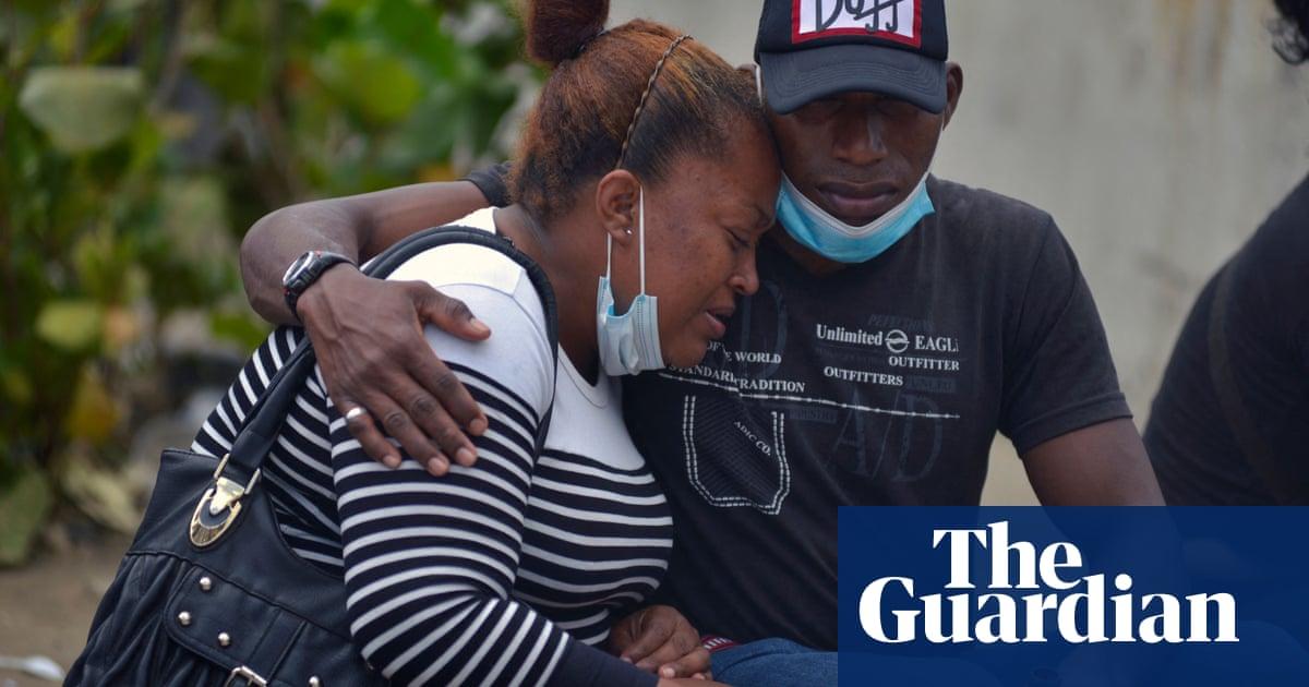 Agony of Ecuador's brutal prison massacre endures for bereaved relatives