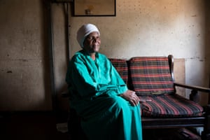 Esther was moved to help women left desperate by a doctors' and nurses' strike in Zimbabwe